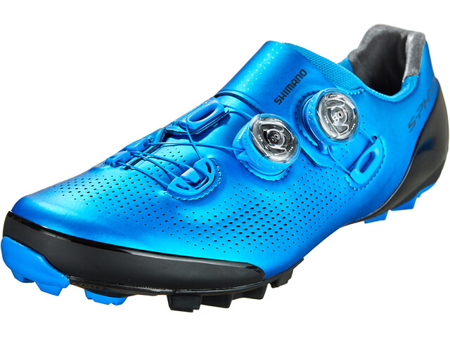 Shimano SH-XC9 S-Phyre Bike Shoes, blue